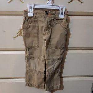 Baby boy size 24M khaki pants